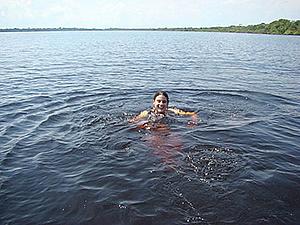 Arquipélago Fluvial de Anavlhanas – Novo Airão/AM