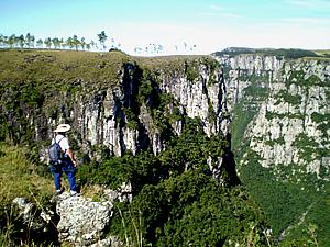Canyons do Sul do Brasil – Cambará do Sul/RS