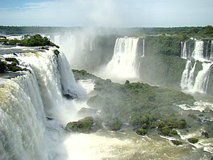 Cataratas do Iguaçu – Foz do Iguaçu/PR