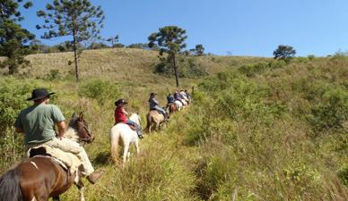 Cavalgada com Tropeiros – Sapucai-Mirim/MG