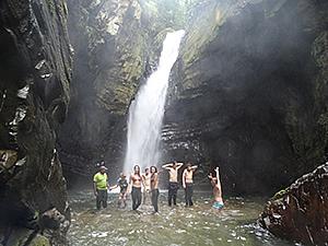 Cachoeiras do PETAR – Ipoganga/SP
