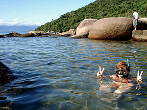 Ilha Anchieta – Ubatuba/SP