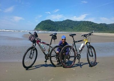 Bike Tour na Juréia – Peruibe/SP