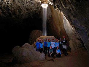 PETAR – Caverna Temimina – Núcleo Caboclos – Iporanga e Apiaí/SP